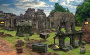 Cambodian Temple 2 на FlashRoom