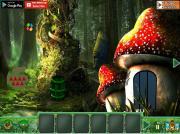 Игра Волшебный грибной лес на FlashRoom