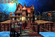 Halloween Beach House на FlashRoom