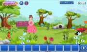Игра Princess Pinky Escape From Garden фото