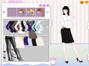 Stewardess Fashion на FlashRoom