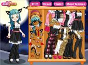 Cat Girl Dress Up