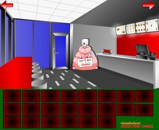Fast Food Escape на FlashRoom