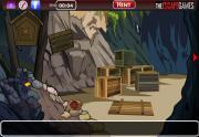 Wand Cave Escape на FlashRoom