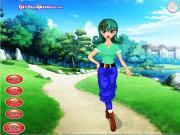 Прогулка в парке на FlashRoom