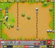 Penguins Attack 4 на FlashRoom
