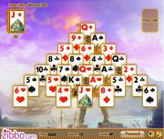 Ancient Wonders Solitaire на FlashRoom