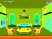 Игра Light Green Room Escape фото