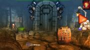 Игра Побег из пещеры скелета на FlashRoom