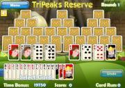 Tripeaks Reserve на FlashRoom