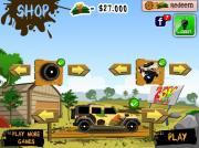 Игра Extreme Explorer Truck на FlashRoom