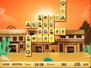Brave Sheriff Mahjong на FlashRoom