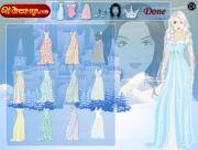 Ice Princess Dream Dressup на FlashRoom