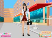 City Summer Elegance Dress Up