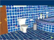 Blue Bathroom Escape на FlashRoom