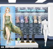 Versace Fall 2012 Couture на FlashRoom