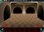 Игра Escape From Subway фото