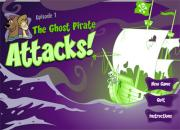 Scooby-doo episode 1: The Ghost pirate attacks