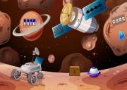Игра Побег космонавта на FlashRoom