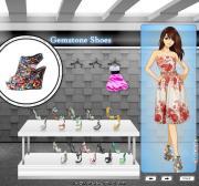 Gemstone Shoes на FlashRoom