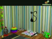 Stripy Bedroom Escape на FlashRoom