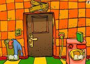 The great bathroom escape — Большой побег из ванной на FlashRoom