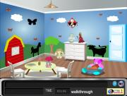 Kids Bed Room Escape на FlashRoom