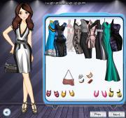 Panelled Dresses на FlashRoom