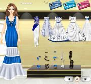Blue White Beauty на FlashRoom