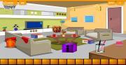 Escape From Light Livingroom на FlashRoom