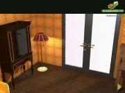Golden Sitting Room Escape на FlashRoom