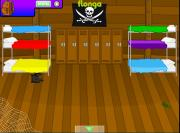 Игра Escape the Crazy Pirate Ship фото