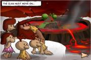 Stone Age Sam 2 The Ice Age на FlashRoom