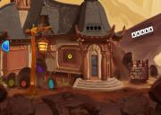 Игра Побег из каменного склада на FlashRoom
