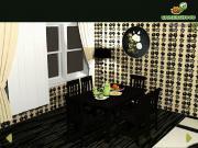 Flowery Living Room на FlashRoom
