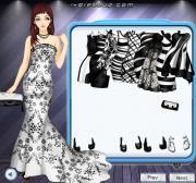 Monochrome Dresses на FlashRoom