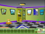 Green Frame Room Escape на FlashRoom