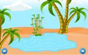 Игра Побег из одинокой пустыни на FlashRoom