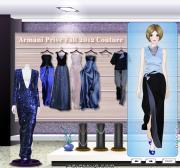 Armani Prive Fall 2012 Couture на FlashRoom