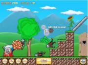 Zombie Launcher 2 на FlashRoom