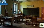 Побег из заброшенной школы на FlashRoom