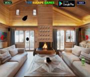 Игра Зимний дом на FlashRoom