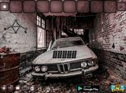 Abandoned Car Garage Escape на FlashRoom
