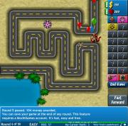 Игра Bloons Tower Defense 4 фото