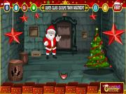 Игра Santa Claus Escape From Basement фото