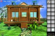 Small Wooden House Escape  на FlashRoom