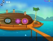 Boat Room Escape на FlashRoom