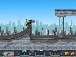 Rash Rider на FlashRoom