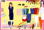 Uniform dressup на FlashRoom