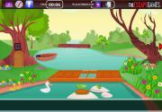 Fun Lake Escape на FlashRoom